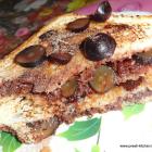 Nutella Cocoa Sandwich
