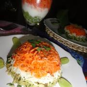 Tiranga Rice