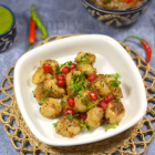 Chatpata Kela (Spicy Banana Stir Fry)