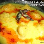 Kadhi Pakodi Wali
