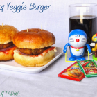 Easy Veggie Burger | Burger Recipes