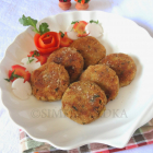 Soya Cutlets | Soya Pattices