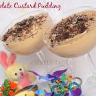 Chocolate Custard Pudding