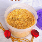 Gun Powder| Molaha Podi - Homemade