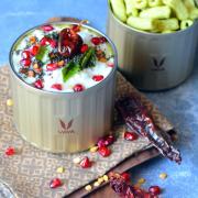 Curd Rice (Thayir Sadam Recipe)