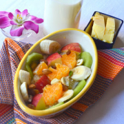 Muesli (Swiss Oats and Fruit Breakfast)