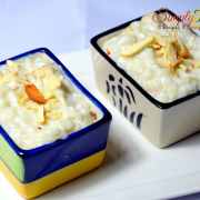 Rice Kheer | Rice Payesh | Rice Payasam