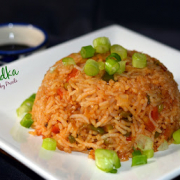 Schezwan Fried Rice | Chinese Recipes