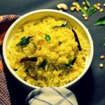 Green Mango Rice | Mamidikaya Pulihora | Andhra Cuisine