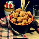 Crunchy Tofu Bites | Protein Rich Snacks