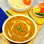 Dal Makhani – Jain Style ( No Onion & No Garlic)