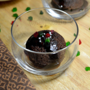 Chocolate Idli Cake | Steamed Sweet Snack Recipe