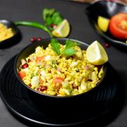 Jhal Muri Recipe | Kolkata Puffed Rice Snack or Bhel