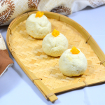 Orange Sandesh Recipe