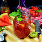 Watermelon Mojito Drink