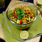 Minty Chickpea Salad