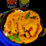 L- Lauki Thepla | Gujarati Dudhi Thepla Recipe