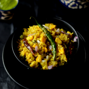 Corn Khichdi: Fusion Khichdi
