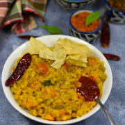 Sambhar Sadam Recipe