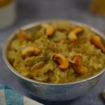 Iyengar Sakkarai Pongal - Sweet Pongal Recipe in Iyengar Style