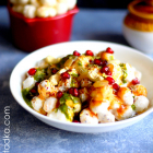 Makhana Chaat Recipe | Roasted Phool Makhana Chaat Recipe