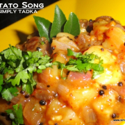 Potato Song/ Spicy Potato Curry